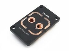 XSPC RayStorm Pro AMD AM4 Compatible WaterBlock, Black with White LEDs