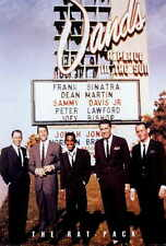 "THE RAT PACK Poster [Licensed-NEW-USA] 27x40"" Theater Size Dean Martin,Sinatra"