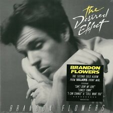BRANDON FLOWERS The Desired Effect Vinyl Record LP Island 2015 New Sealed