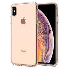 Coque iPhone XS Max, Spigen® Coque iPhone Max [Liquid Crystal] [Transparente]