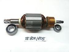 Anker, Rotor für Hilti TE 804, TE 805 mit beiden Lagern !!!!