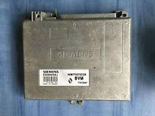RENAULT R25 GTX CALCULATEUR MOTEUR RENIX 7700726991 HOM 7700723126 S100800104 G