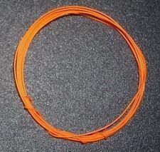 Ignition Spark Plug Wire in Orange 1/24 1/25 Models 3FT