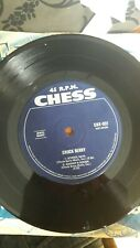 Chuck Berry  Roll Over Beethoven 7 Inch Vinyl Rare Chess - CHX 001