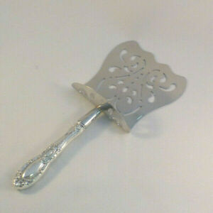 """King Richard by Towle Sterling Handle Hooded Asparagus Server-Custom Made-9 3/8"""""""