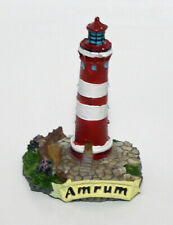 "LEUCHTTURM ""AMRUM"" 6,5 cm hoch"