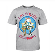 Los pollos hermanos adultos T-Shirt Breaking Bad Inspirado Camiseta Top