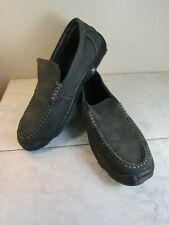 Dr Martens Jacob Men's Steel Blue Loafer Moc Casual Stitched Shoes Size 13 EU 47