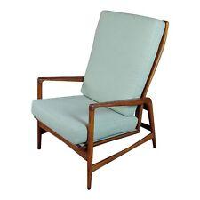 Mid Century Modern Danish Reclining Lounge Chair -c1960s