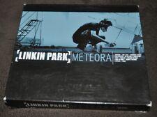 Linkin Park - Meteora CD + DVD box set slipcase 2003 Warner Canada