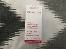 "BNIB "" CLARINS "" BEAUTY FLASH BALM SAMPLE - 5ML !"