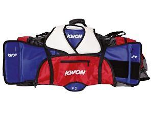 KWON TKD Tasche Evolution, speziell für Taekwondo konzipiert. Maße 70x35x35cm