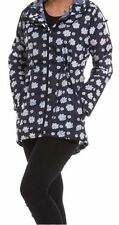 Polyester Outdoor Floral Plus Size Coats & Jackets for Women