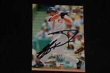 JEFF KENT 2008 UPPER DECK FIRST EDITION SIGNED AUTOGRAPHED CARD #88 DODGERS