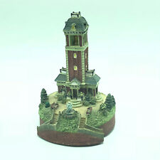 Liberty Falls Bell Tower Ah333 lighthouse 1996 stair case figurine statue box