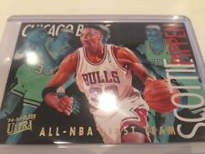 Scottie Pippen Modern (1970-Now) NBA Basketball Trading Cards