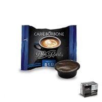 Caffè Borbone Blau 100 Kaffee Kapseln Don Carlo Kompatibel Lavazza a Modo mio