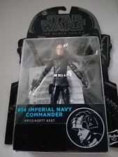 STAR WARS THE BLACK SERIES IMPERIAL NAVY COMMANDER ORIGINALE HASBRO #14