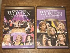 Gaither Gospel Series: Women of Homecoming, Vol. 1 & 2 (DVD, 2013) Free Shipping