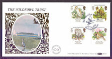 Birds Great Britain Official First Day Covers (1971-Now)