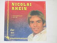 """NICOLAI RHEIN -Das Rampenlicht- 7"""" 45"""