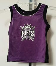 Sacramento Kings Kid Athlete jersey Size Toddler 24 Months