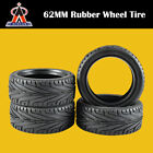 AUSTAR 4Pcs Rubber Wheel Tire 65mm*28mm For 1/10 RC Rock Crawler Model  Car