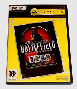 EA Classics, Complete Battlefield Collection - (PC 2007) (Rare UK Import)