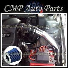 BLACK BLUE 1999-2005 VW GOLF JETTA 1.8L 2.0L GL/GLS/GTI COLD AIR INTAKE KIT