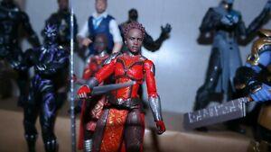 Marvel Legends Nakia Black Panther Hasbro Figure COMPLETE