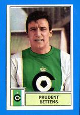 FOOTBALL 1972-73 BELGIO -Panini Figurina-Sticker n. 93 - BETTENS -BRUGGE-Rec