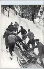 Motiv: Arbeitslager Camp de travail Reprint anno 1936