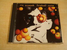 CD / RIC OCASEK - FIREBALL ZONE