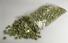 LEGO® Neuware 1800x Dach Stein Käseecke 1x1 oliv grün 54200 Modular Häuser MOC