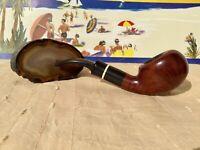 Pfeife Pipe Pipa DANISH Sovereign N.r 81 Made In Denmark 80er