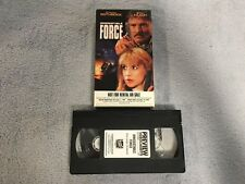 Irresistible Force (1993) - VHS - Action-Cynthia Rothrock-Promo / Screener -RARE