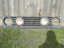 Range Rover Classic Twin Headlight Grille Conversion