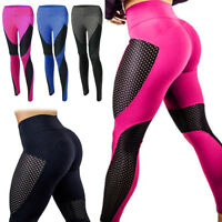 Women Compression Tights Fitness Pants Running Sports Gym Yoga Base Layer Pants