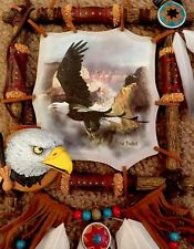 Bradford Exchange Canyon Watch Spirit Of The Summit. Hanging Wall Decoration