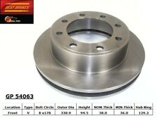 Disc Brake Rotor fits 1999-1999 Ford F-250 F-250 Super Duty,F-350 Super Duty F-2