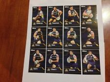 North Queensland Cowboys Set Modern (1970-Now) NRL & Rugby League Trading Cards