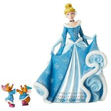 Enesco Disney Showcase Holiday Cinderella with Mice Figurine
