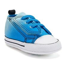 Converse First Star Chuck Taylor Crib Baby New Born Soft Sole Shoes
