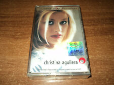 CHRISTINA AGUILERA - Christina Aguilera (new cassette)