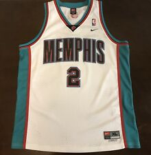 2d97a6e2f Rare Vintage Nike NBA Memphis Grizzlies Jason Williams Basketball Jersey