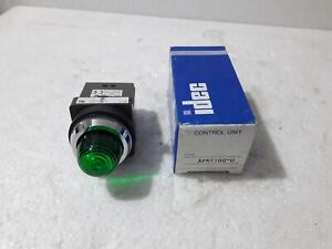 Idec Izumi APN116G-U Green Pilot Light Control Unit