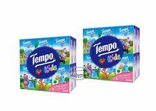 2x12 packs TEMPO KIDS Pocket Tissue Paper packs handkerchiefs tissues strawberry