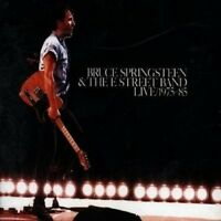"BRUCE SPRINGSTEEN ""LIVE IN CONCERT 1975-85"" 3 CD NEUWARE"