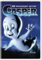 Casper - Casper (25th Anniversary Edition) [New DVD] With Bonus Disc, Anniversar