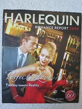 Harlequin Romance Report Magazine 2009 Perfect Love?  Fantasy Meets Reality